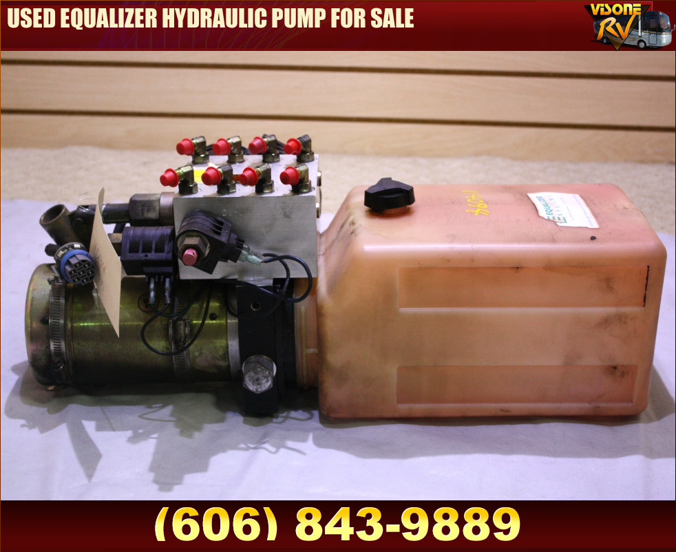 Motorhome_Hydraulic_Pumps