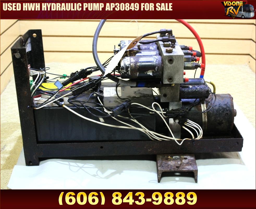 Motorhome_Hydraulic_Pumps