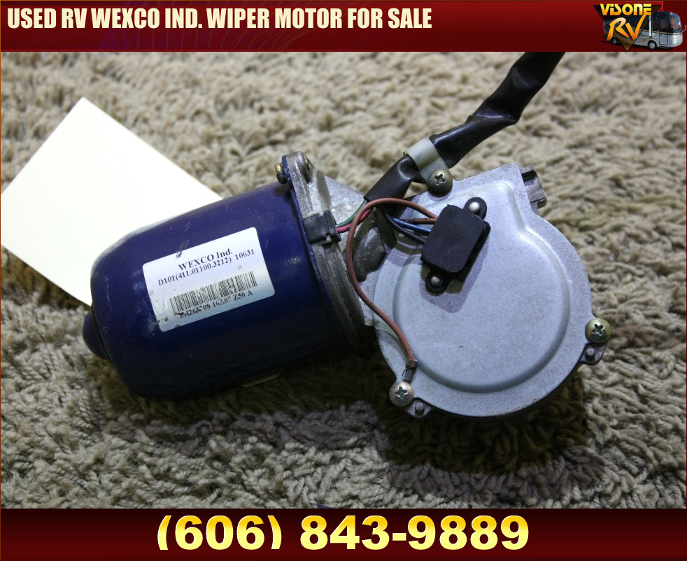 RV_Wiper_Motors_-_Parts