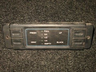 USED FRESH / GREY WATER TANK LEVEL INDICATOR AMERICAN DREAM P/N 00-00576 FOR SALE