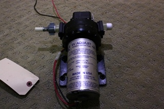 USED AQUAJET POTABLE WATER PUMP 5503-AV15-B636 FOR SALE