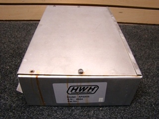 USED RV/MOTORHOME HWH LEVELING CONTROL BOX AP2205 FOR SALE