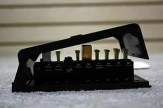 USED RV/MOTORHOME 12 VOLT FUSE DISTRIBUTION PANEL ATO-20 FOR SALE