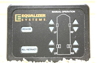USED EQUALIZER SYSTEM LEVELING CONTROL P/N 1702 FOR SALE