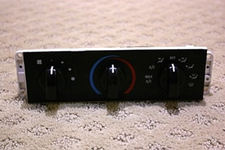 USED MOTORHOME AC CONTROLS FOR SALE
