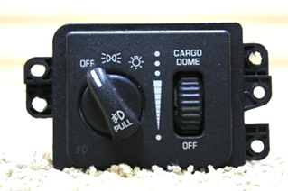 USED HEADLIGHT/CARGO DOME/FOG LIGHT SWITCH FOR SALE