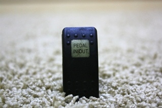 USED PEDAL IN/OUT SWITCH FOR SALE