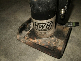 USED HWH LEVELING JACK P/N AP7001 FOR SALE **OUT OF STOCK**