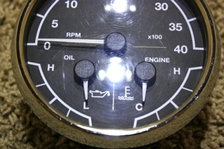USED 3 IN 1 TACHOMETER 8640-40003-19 FOR SALE