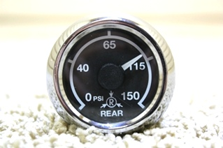 USED REAR AIR GAUGE 8620-00005-19 FOR SALE