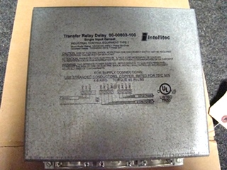USED RV/MOTORHOME INTELLITEC TRANSFER RELAY DELAY FOR SALE