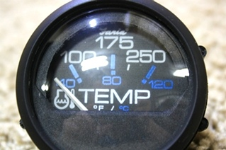 USED FARIA TEMP DASH GAUGE GP9141A FOR SALE