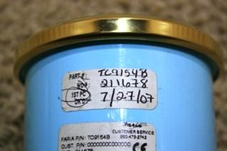 USED FARIA TACHOMETER TC9154B FOR SALE
