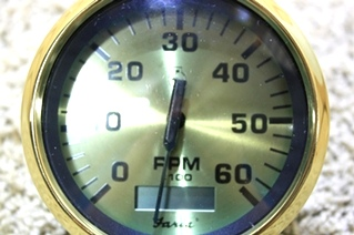 USED FARIA TACHOMETER TC9154B FOR SALE