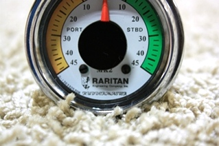 USED RARITAN PORT/STBD GAUGE D-1363325306 FOR SALE