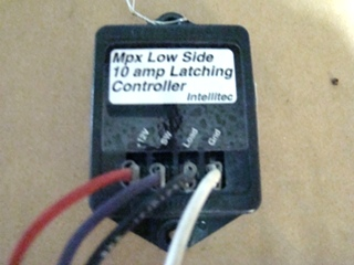 USED RV/MOTORHOME INTELLITEC 10 AMP LATCHING CONTROLLER FOR SALE