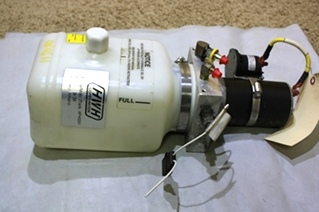 USED RV HWH HYDRAULIC PUMP AP40331 FOR SALE