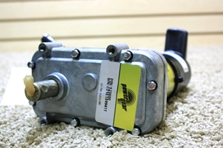 NEW POWER GEAR SLIDE OUT MOTOR 523900 FOR SALE