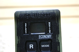 USED ALLISON TRANSMISSION SHIFT SELECTOR TOUCH PAD 29544830 FOR SALE