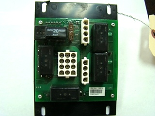 USED RV/MOTORHOME IDS SLIDE-OUT CONTROL BOARD 20AMP FOR SALE
