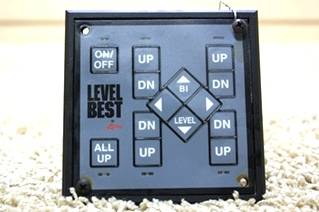 USED LEVEL BEST BY KWIKEE LEVELING CONTROL TOUCH PAD FOR SALE