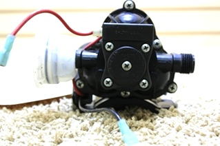 USED SHURFLO DIAPHRAGM WATER PUMP 2088-422-144 FOR SALE