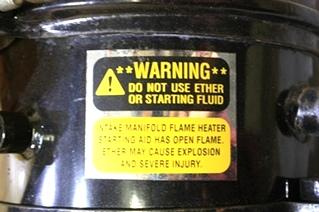 USED HYDRAULIC FLUID TANK FOR SALE
