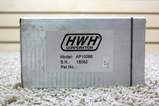 USED HWH LEVELING CONTROL BOX AP10086 FOR SALE