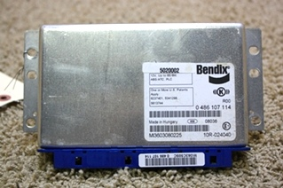 USED BENDIX ABS CONTROL BOARD 5020002 FOR SALE