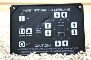 USED HWH LEVELING TOUCH PAD AP31351 FOR SALE