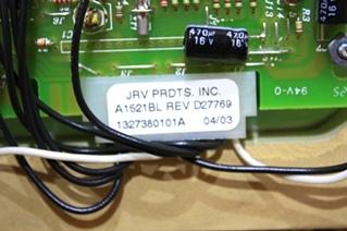 USED JRV DIGITAL ALARM PANEL FOR SALE