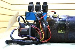 USED POWER GEAR HYDRAULIC PUMP 0500507 FOR SALE