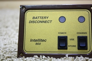 USED BATTERY DISCONNECT BD2 FOR SALE