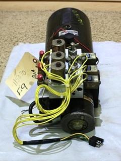 USED RV PARTS RVA HYDRAULIC PUMP 22.5A FOR SALE