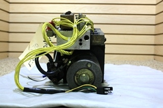 USED RV PARTS RVA HYDRAULIC PUMP 22.5A FOR SALE