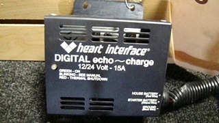 USED RV PARTS HEART INTERFACE DIGITAL ECHO CHARGE