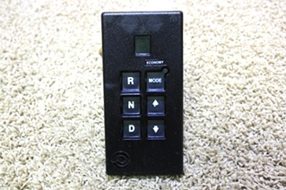 USED RV PARTS ALLISON SHIFT SELECTOR TOUCH PAD 29538360 FOR SALE