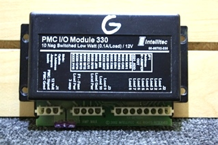 USED INTELLITEC PMC I/O MODULE 330 RV MOTORHOME PARTS FOR SALE