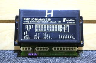 USED RV PARTS INTELLITEC PMC I/O MODULE 330 FOR SALE