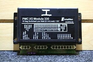 USED INTELLITEC PMC I/O MODULE 330 MOTORHOME PARTS FOR SALE