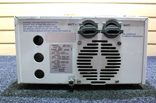 USED VANNER IQ-3600 INVERTER/CHARGER WITH REMOTE FOR SALE