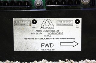 USED ATWOOD AUTO CONTROLLER 66274 RV PARTS FOR SALE