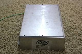USED HWH LEVELING CONTROL BOX AP9705 RV PARTS FOR SALE