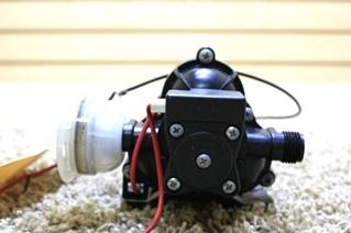 USED RV SHURFLO DIAPHRAGM WATER PUMP 2088-422-444 FOR SALE