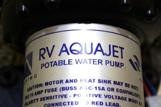 USED AQUAJET POTABLE WATER PUMP 5503-4V15-B636 FOR SALE