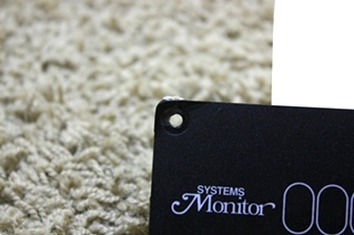 USED RV PARTS KIB SYSTEMS MONITOR FOR SALE