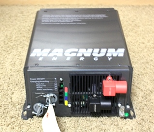 USED MAGNUM ENERGY INVERTER CHARGER ME2012 RV PARTS FOR SALE