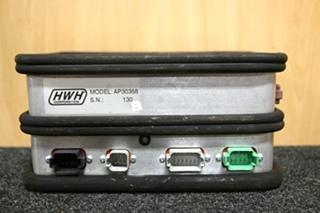 USED HWH LEVELING CONTROL BOX MODEL: AP30368 SN: 130