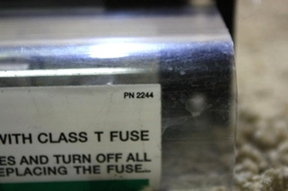 USED TRACE ENGINEERING INVERTER / BATTERY FUSE PN: 2244 FOR SALE