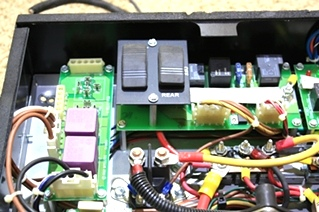 USED RV INTELLITEC BATTERY CONTROL CENTER 00-00824-200 FOR SALE